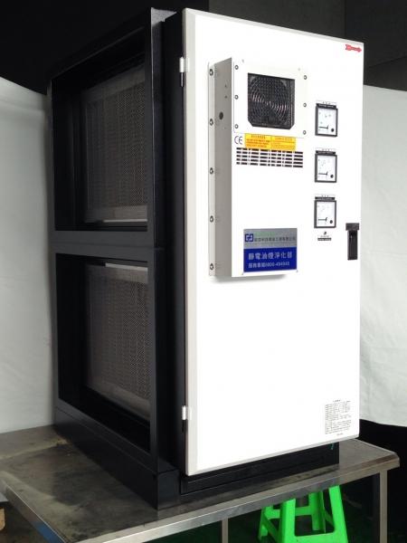 靜電處理機-光解氧化淨化器-UVC600L2