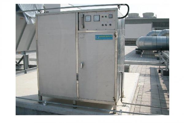 畜牧業異味處理-O3臭氧機系統